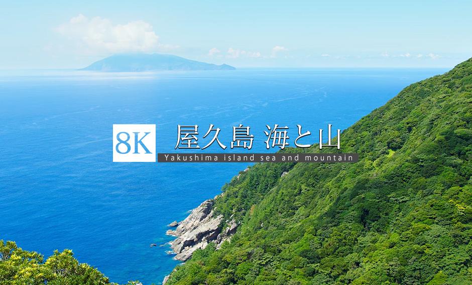 屋久島 vol.1 海と山